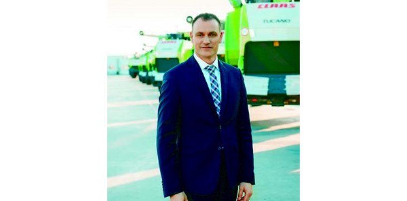 """Михаэль Риттер, генеральный директор ООО «КЛААС»: «Мы гордимся машинами CLAAS с надписью """"Сделано в России""""»"""