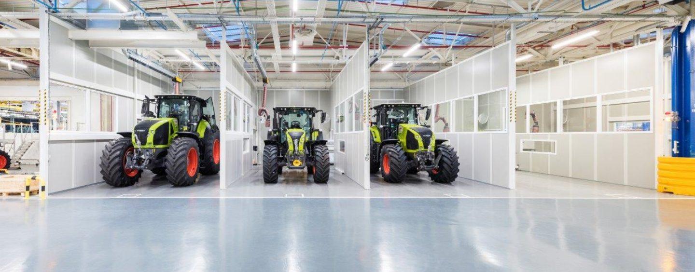 CLAAS запускает «Завод будущего» в г. Ле-Мане