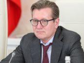 Заместитель Министра сельского хозяйства РФ Сергей Левин