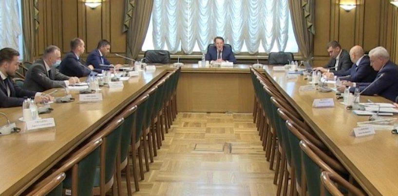 Заседание по вопросам стабилизации цен на товары первой необходимости