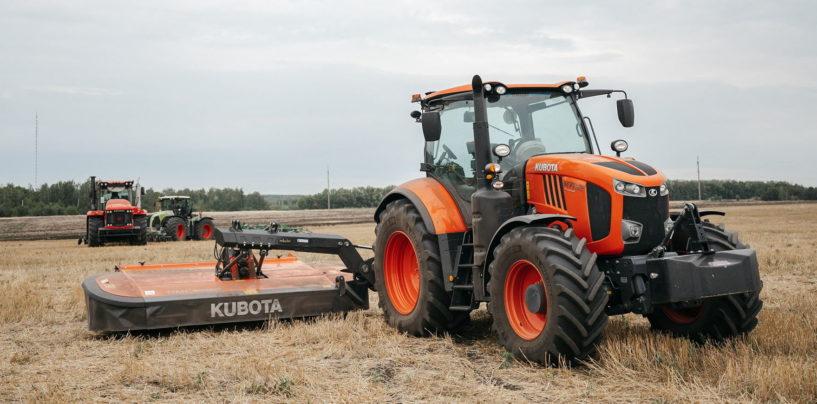 Комплексные решения для сельхозпроизводства представили на Дне поля «Формула К» в Липецке
