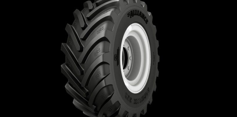 Alliance продолжает расширять свой ассортимент ключевых моделей шин для сельскохозяйственной техники