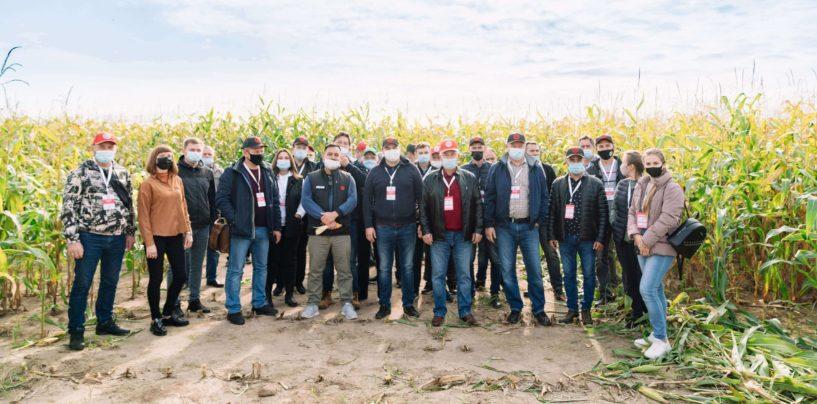 «Лимагрен» провел тур по силосной кукурузе в калининградской области